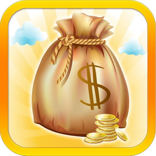 [Bags Gold Coins Fever] (Fun Dress Up Games For Adults)