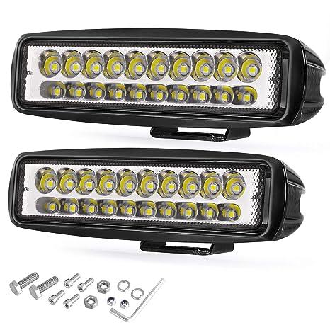 9 80W Led Work Light Bar Spot Beam SUV Boat Driving Fog Lamp Offroad Car Truck Car & Truck Lighting & Lamps