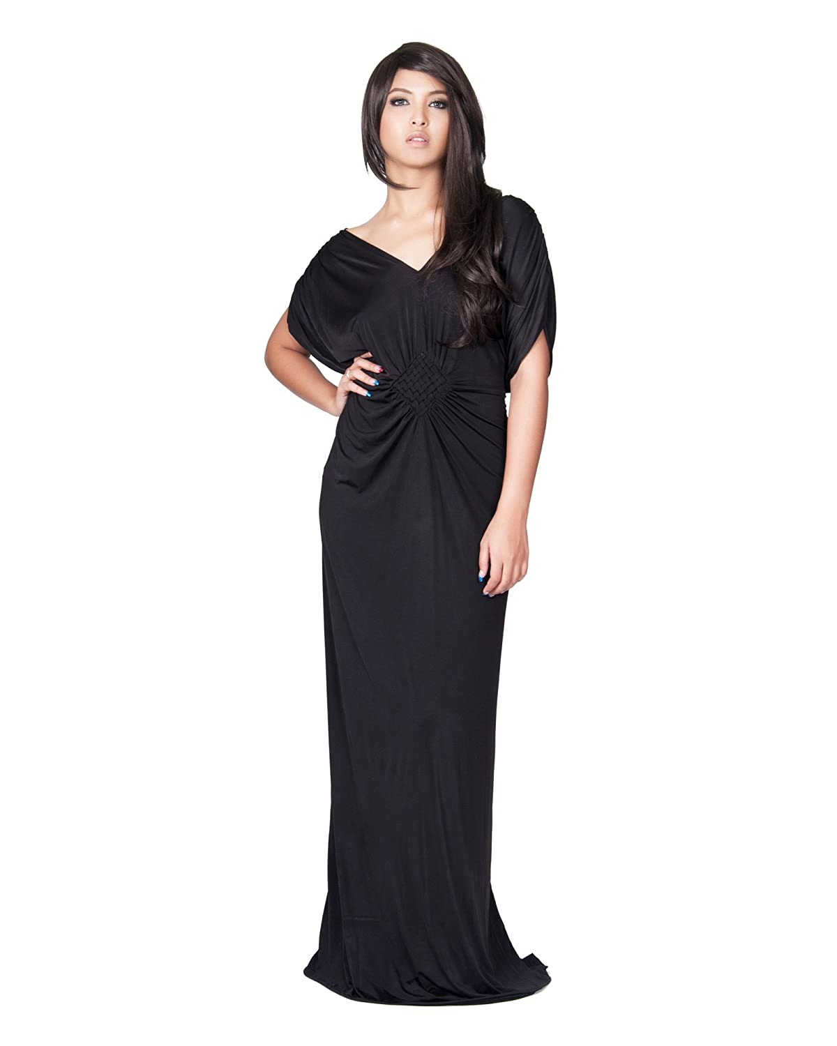 3165f4602a GARMENT CARE - Hand or machine washable. Can be dry-cleaned if desired.  PLUS SIZE - This great maxi dress design is also available in plus sizes