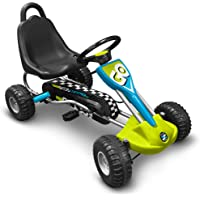 Stamp- GOKART A Pedales SKIDS Control 89 x