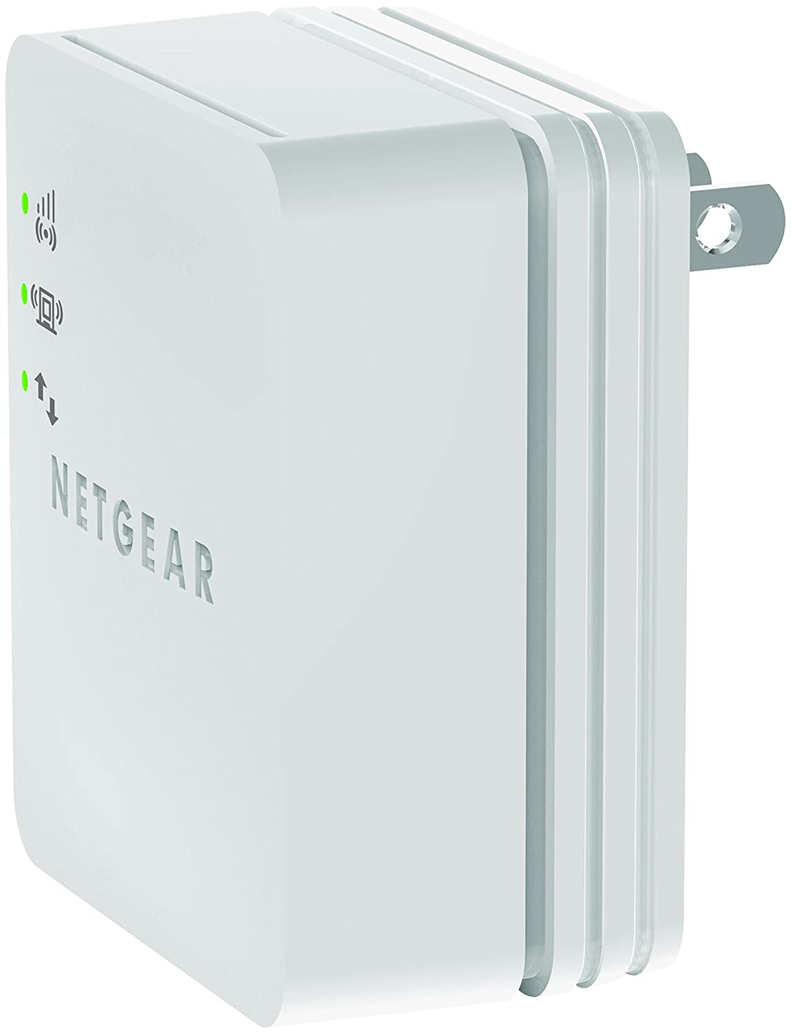 Netgear N150 Wi Fi Range Extender For Mobile Wall Plug How To Extend Wireless Internet Full Coverage In Large Homes Version Wn1000rp Computers Accessories