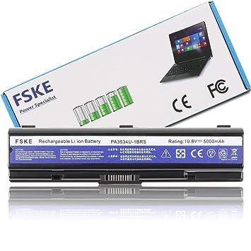 FSKE® PA3534U-1BRS PA3534U PABAS098 Batería del Ordenador portátil para Toshiba Satellite L300 L450