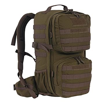 Mochila TT Combat Pack MK II verde oliva: Amazon.es: Deportes y aire libre