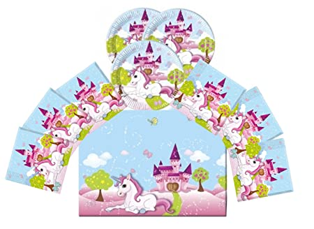 Unicornio - Niños Fiesta/Cumpleaños/Unicorn Fiesta temática ...