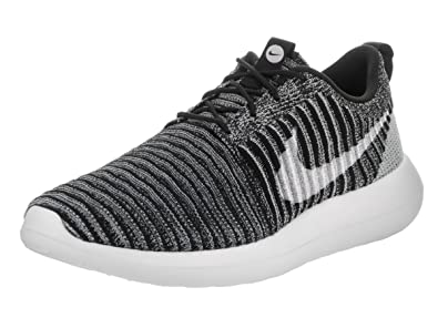 nike mens roshe two flyknit running shoes