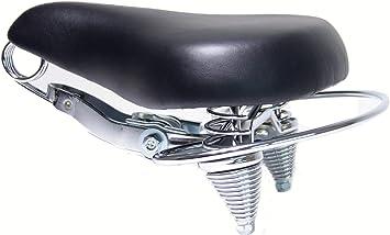 Générique Sillín de Bicicleta Cruiser Chopper Muy cómodo con ...