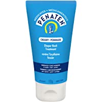 Penaten Medicated Creamy Diaper Rash Treatment, 113g