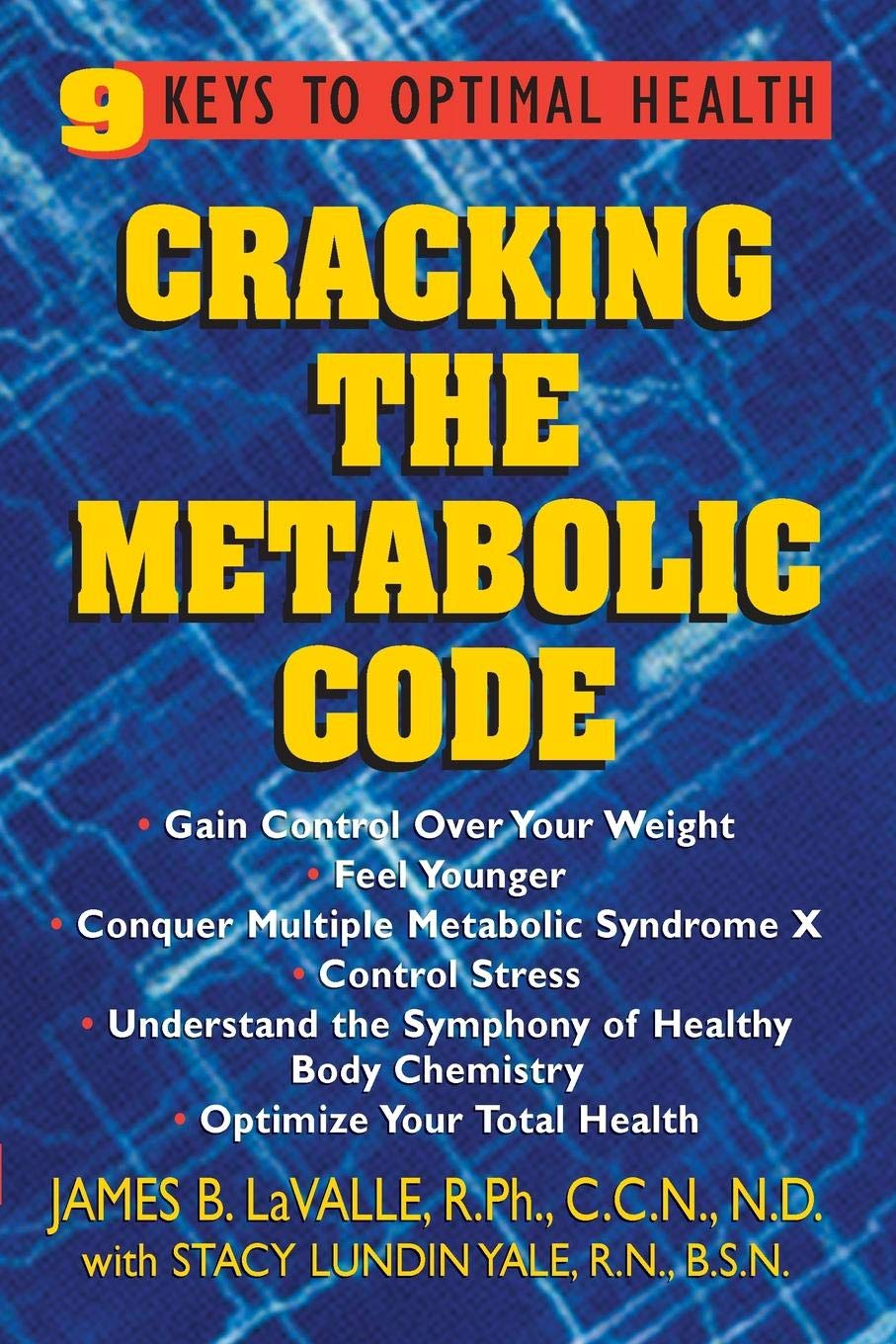 cracking the metabolic code download