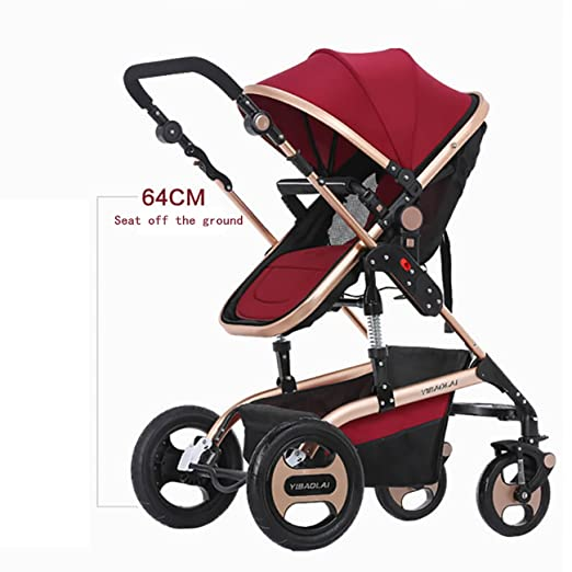 Amazon Com Ybl Toddler City Select Baby Stroller For Infant Anti