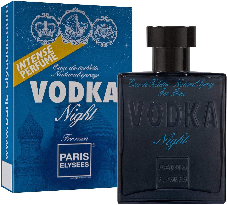 Vodka Night Parfum 100ml Homme Paris ElyseesNOTRE COUP DE COEUR PARIS ELYSEES POUR HOMME