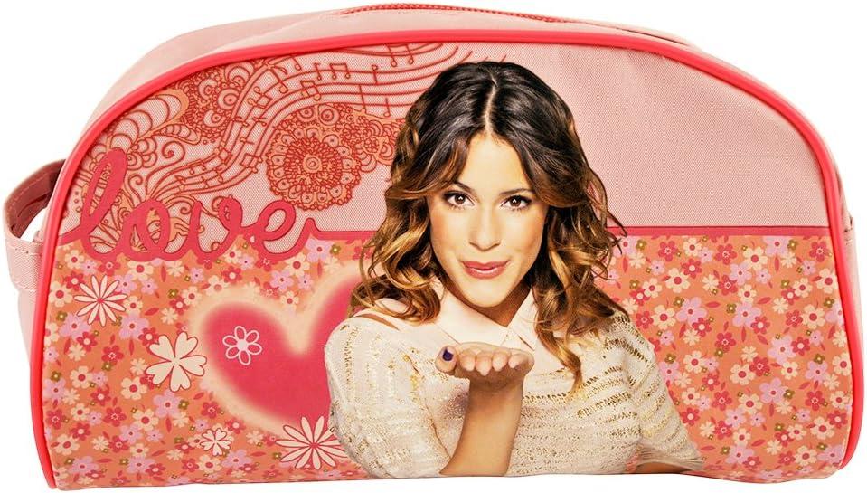 Violetta Bolsas de Baño Motivo Rosa - 1 Unidad: Amazon.es: Belleza