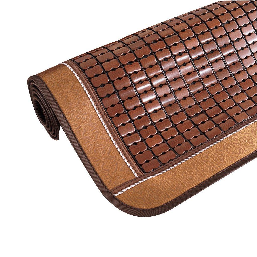 Chair Mats Sofa Cushion Summer Cool pad Sofa mat Non-Slip Cloth Art Cushion Furniture Accessories (Color : Brown, Size : 70240cm/2894inch)