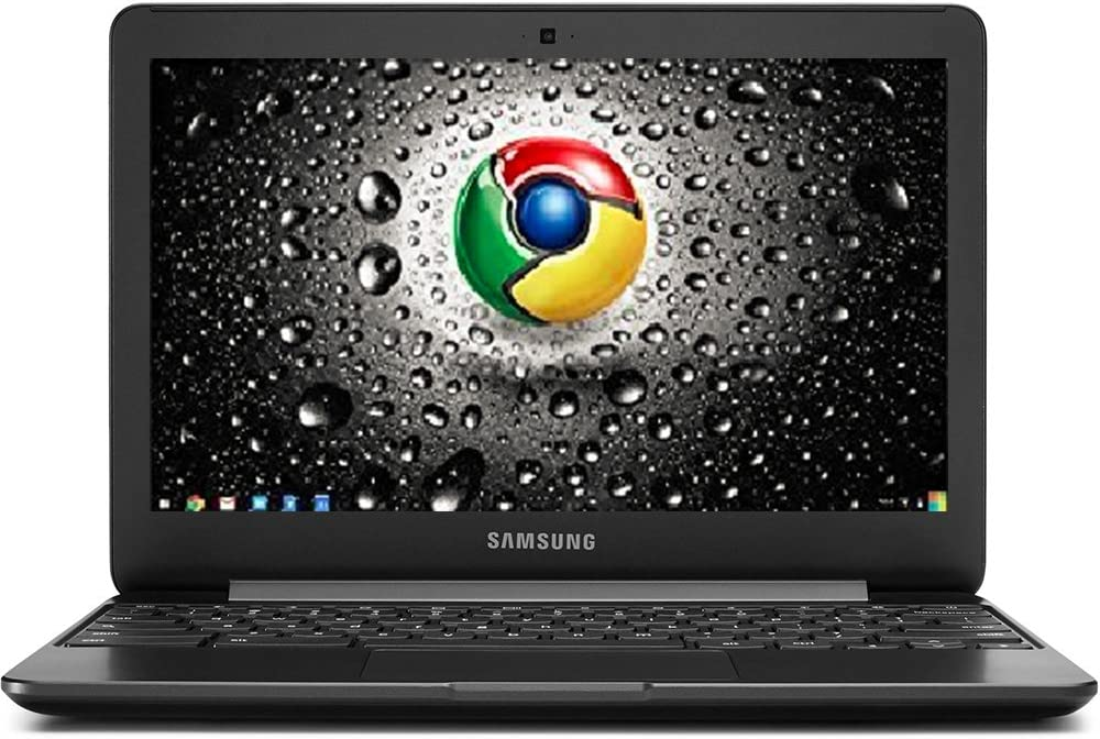 Premium Top Performance Samsung 11.6-inch Chromebook Intel Celeron Dual-Core Processor 2GB RAM 16GB eMMC SSD 802.11AC WIFI HDMI Webcam Bluetooth 11 hour Battery Chrome OS-Black