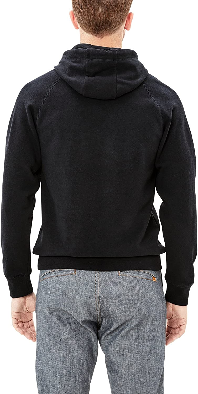 s.Oliver Herren Sweatshirt Blau (Storm Blue 5990)