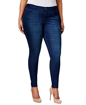 b165bce7167 Celebrity Pink Body Sculpt by Trendy Plus Size The Super Slimmer Skinny  Jeans (22)