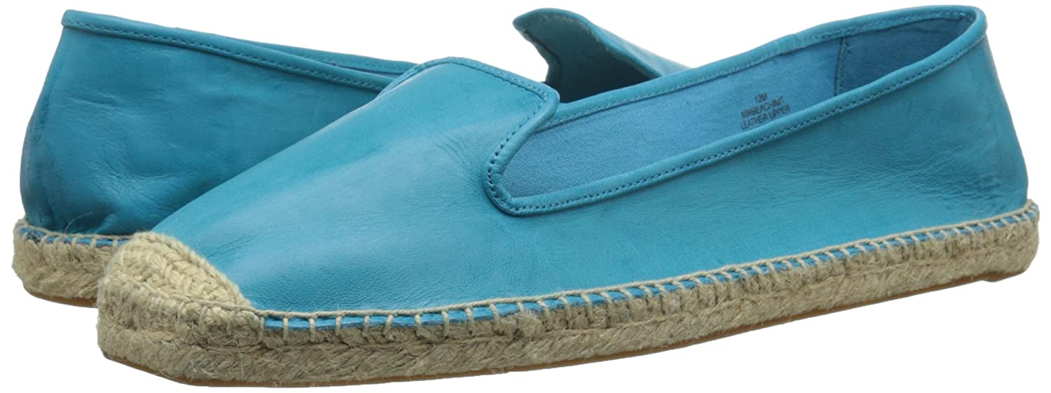 Nine West Women's Beachinit Flat B00U3XV9AE 7.5 B(M) US|Turquoise/Turquoise