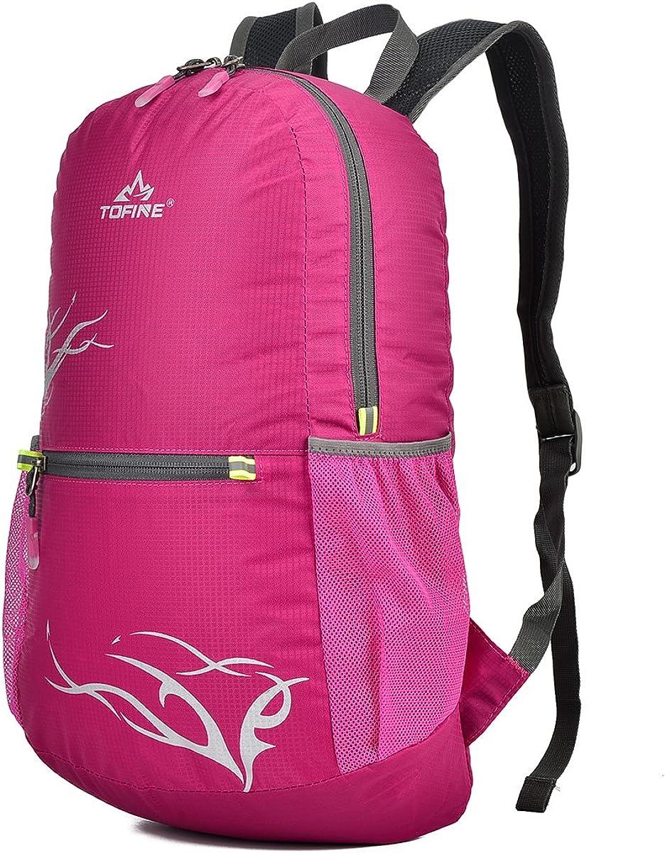 TOFINE Beach Bag Zipper Waterproof Storage Bags for Travel Teen Girls