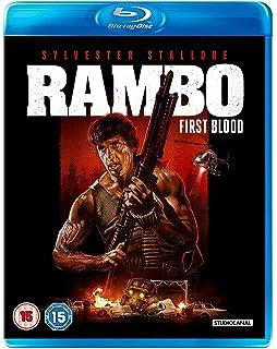 Rambo: First Blood Part II 4K [Blu-ray] [2018]: Amazon co uk