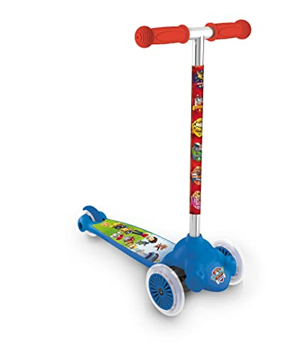 Amazon.com: Twist & Roll Scooter Paw Patrol tres ruedas ...