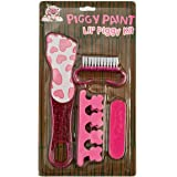 Piggy Paint 4 Piece Pedicure Set