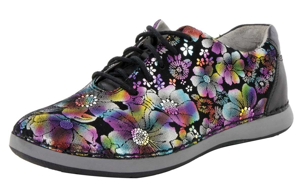Alegria Womens Essence Liberty Love Sneaker - 40
