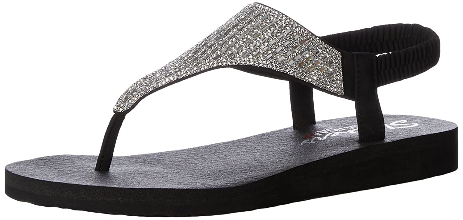 52f8a47d9e5b Skechers Women s Flip-Flops  Buy Online at Low Prices in India - Amazon.in