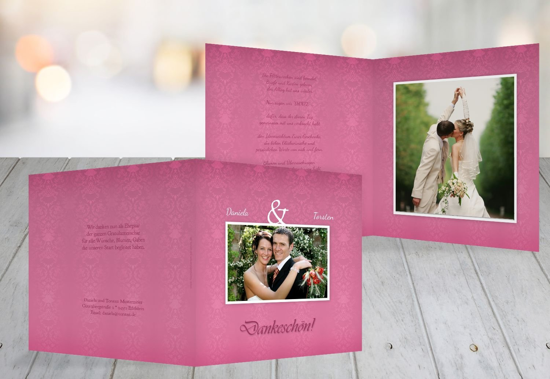 Kartenparadies Danksagung für Hochzeitsgeschenke Hochzeit Danke Danke Danke Eheversprechen, hochwertige Danksagungskarte Hochzeitsglückwünsche inklusive Umschläge   10 Karten - (Format  145x145 mm) Farbe  flamingoOrangerot B01N13HMM1 | Kaufen Sie  339970
