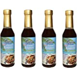 Coconut Aminos 8 oz Bottles (4-Pack)