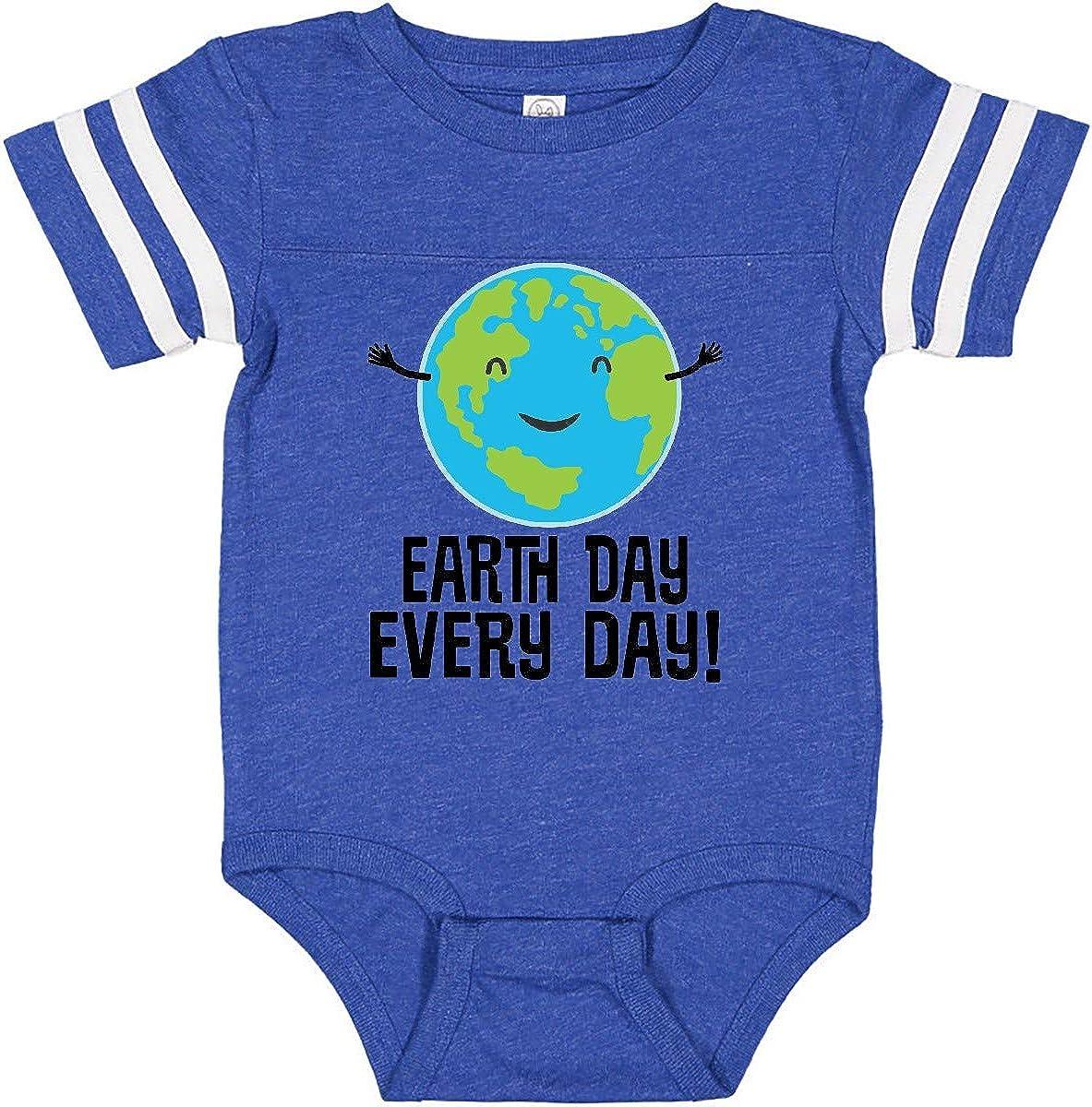inktastic Earth Day Celebration 2020 Long Sleeve Creeper