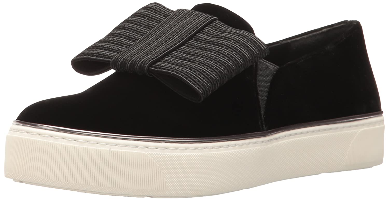 Stuart Weitzman Women's Bowgal Sneaker B01M701E8P 5 N US|Black