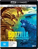 Godzilla: King Of The Monster (4K Ultra HD)