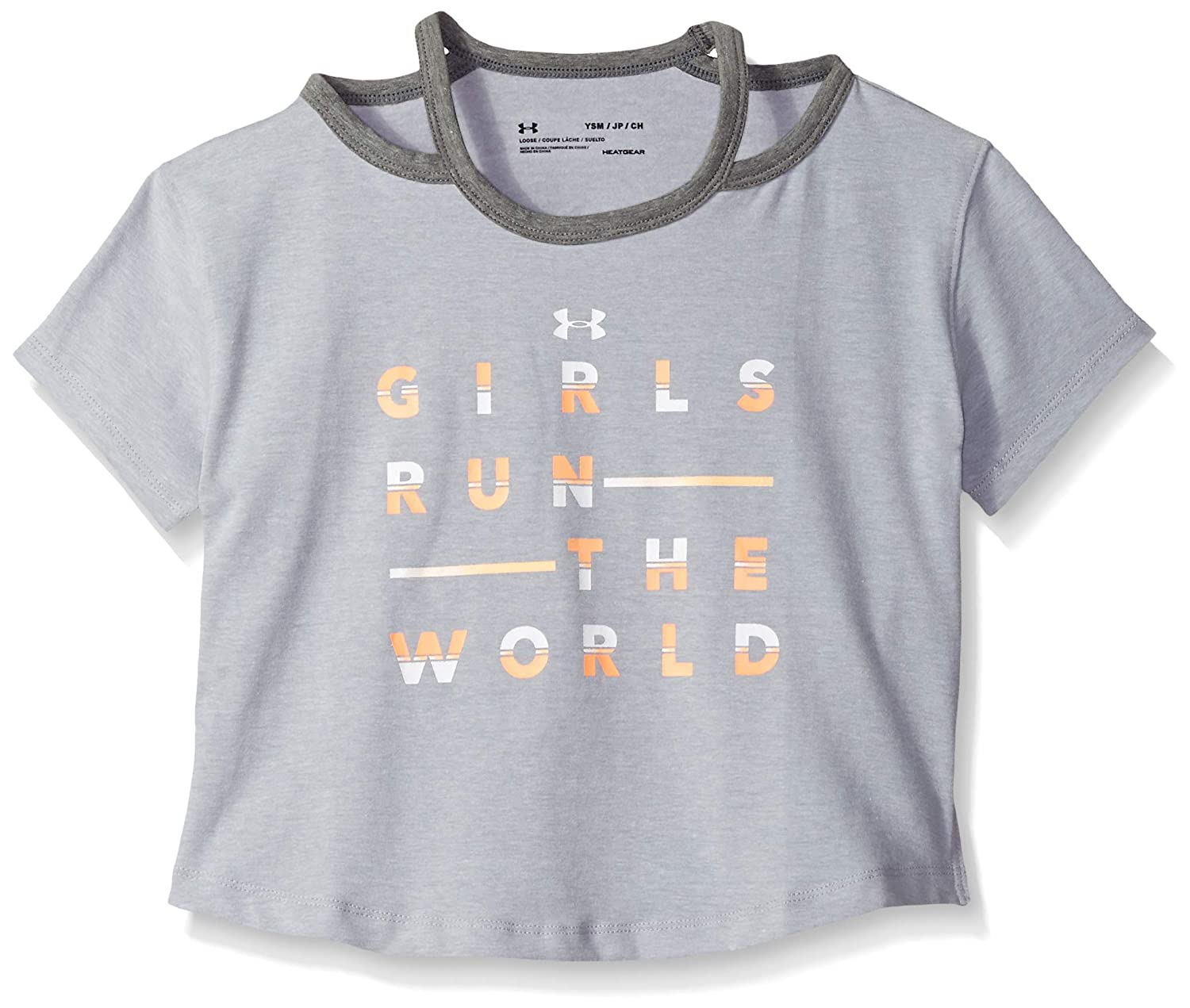 Under Armour Girls Finale Tee Girls Run The World