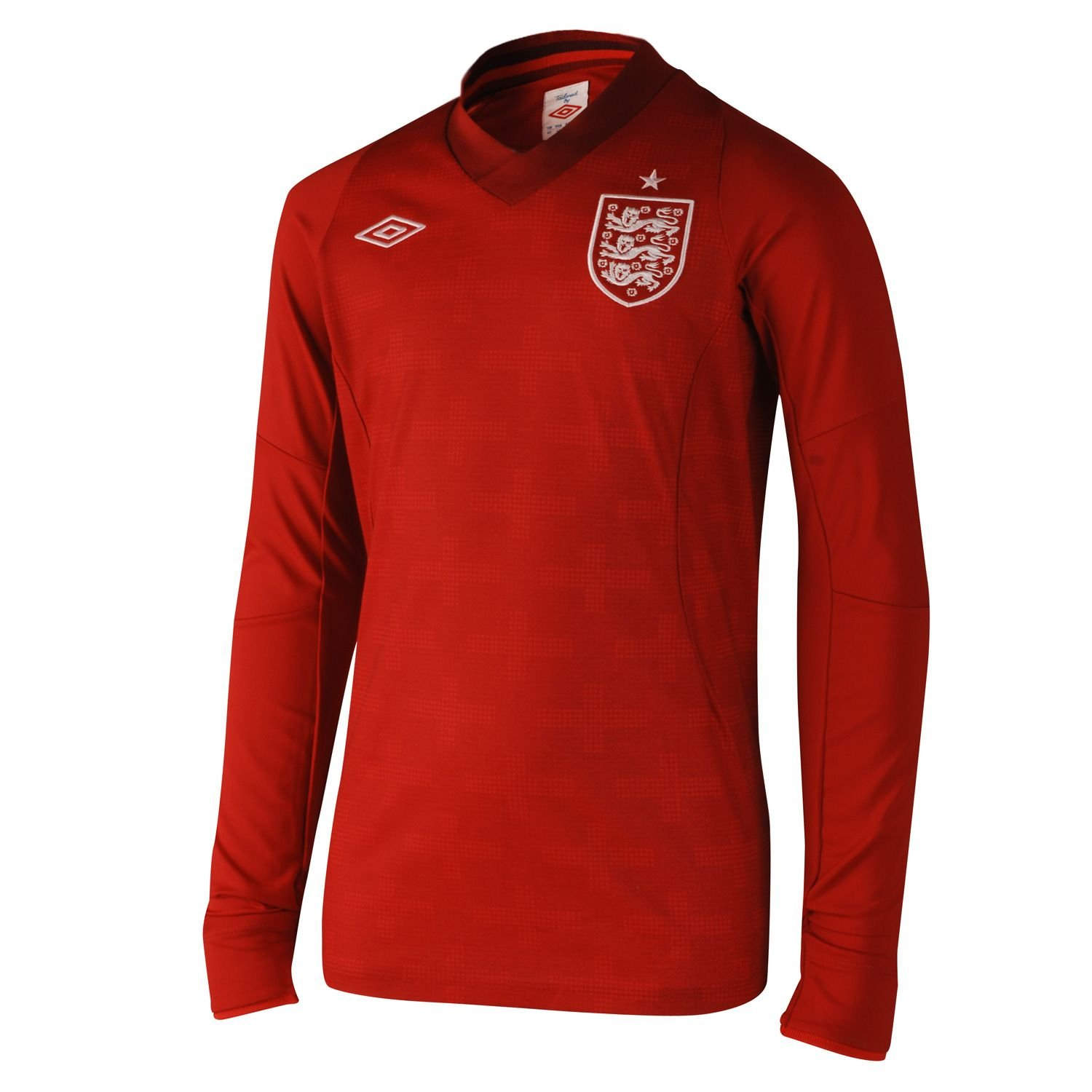 Umbro 2012-13 England Euro 2012 Long Sleeve GK Football Soccer T-Shirt Trikot (Kids)