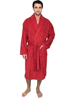 Original Penguin Men s Woven   French Terry Robe bd2488b70