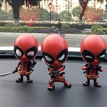 Marvel Avengers Deadpool Action Figure Toys - Modelo de ...