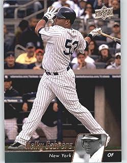 Upper Deck 2010 Baseball Card#341 Melky Cabrera-New York Yankees MLB vers-cartes à collectionner!