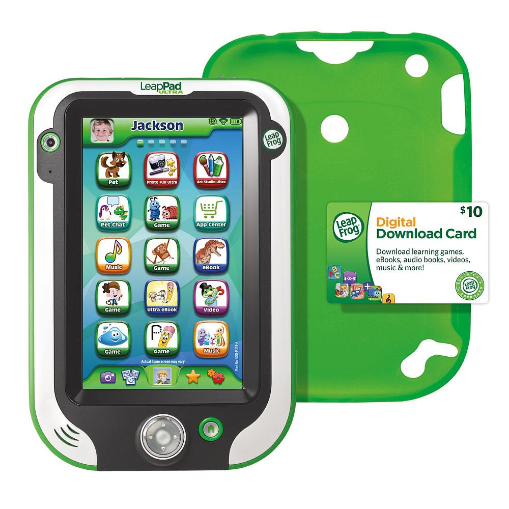 Leapfrog Leappad Ultra Super Pack: Amazon ca: Toys & Games