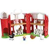 Mattel Fisher-Price CHJ51 - Little People Tierfreunde Bauernhof