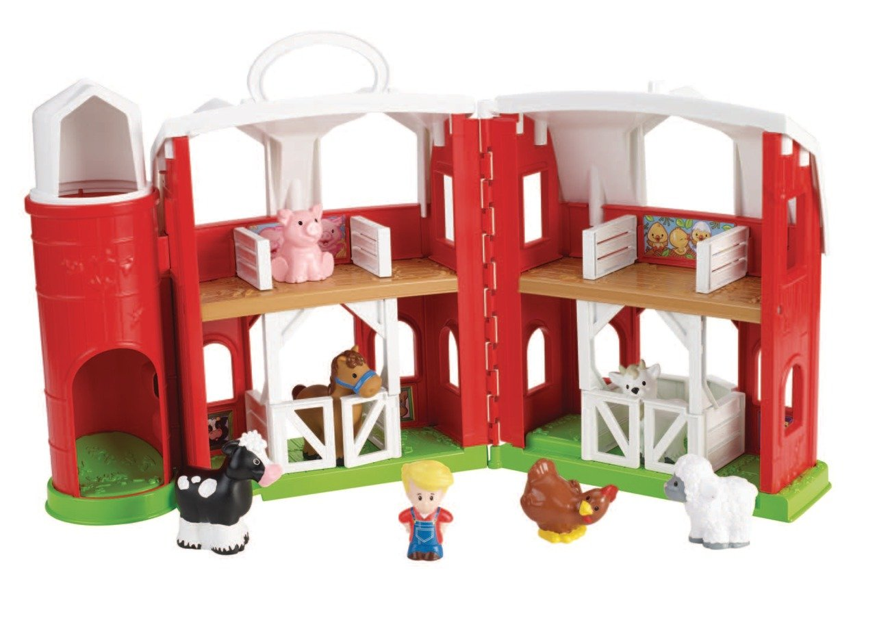 Fisher-Price Little People Animal Friends Farm