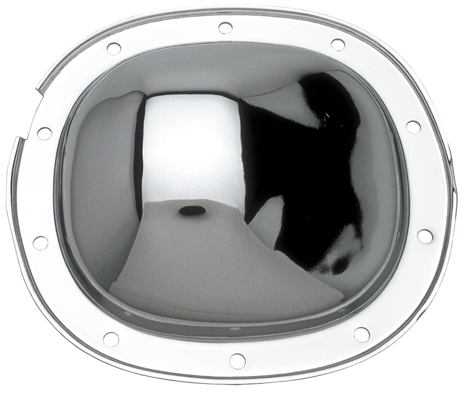 Trans-Dapt 9072 Chrome Differential Cover Trans-Dapt Performance