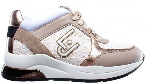 pretty nice 6006b 512a6 Liu Jo - Karlie Nude: Amazon.co.uk: Shoes & Bags