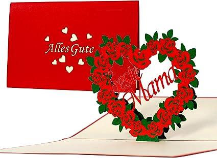 G17 Carte D Anniversaire Idée Cadeau Pour La Fête Des Mères