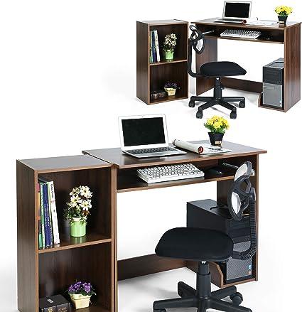 House in Box. com - Mesa de Ordenador, Mesa de Trabajo, Mesa ...