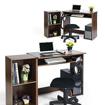 House in Box. com - Mesa de Ordenador, Mesa de Trabajo, Mesa de ...