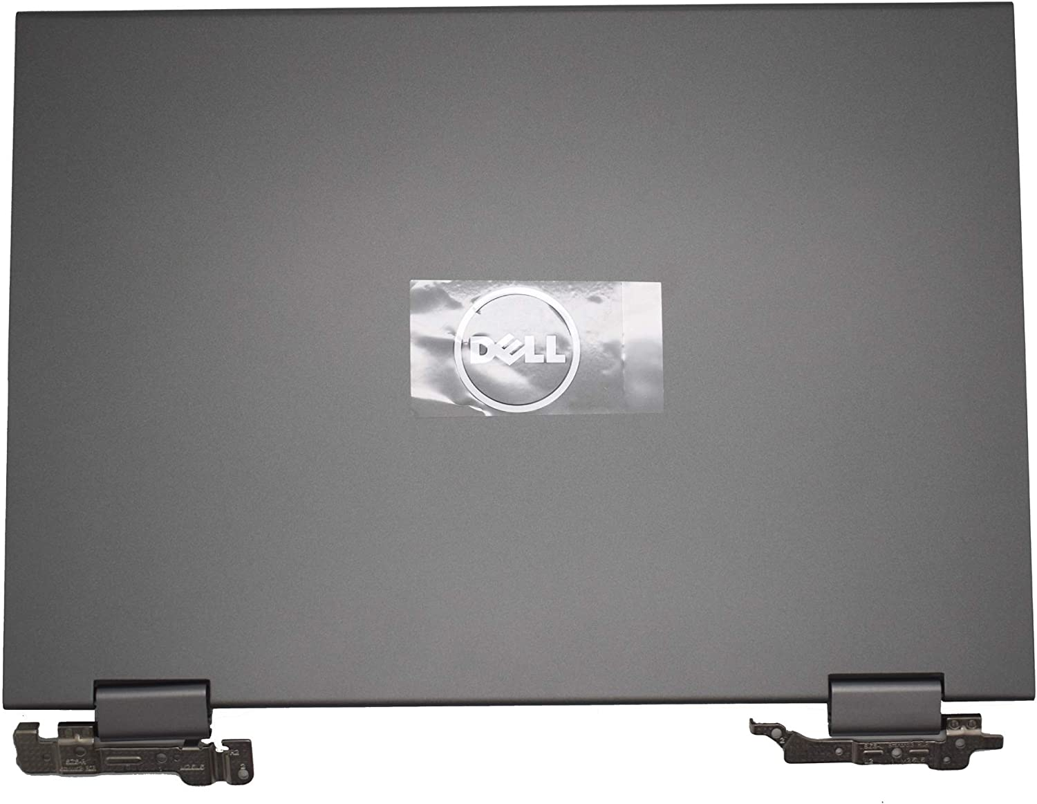 LHYParts - New Laptop Rear Lid Back Cover Top Case for Dell Inspiron 13 5379 5368 5378 w/Hinge & Antenna Cable Gray 0HH2FY HH2FY