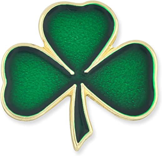 EIRE GO BRAGH Novelty Craft Buttons Celtic St Patrick Day Shamrock Ireland Green
