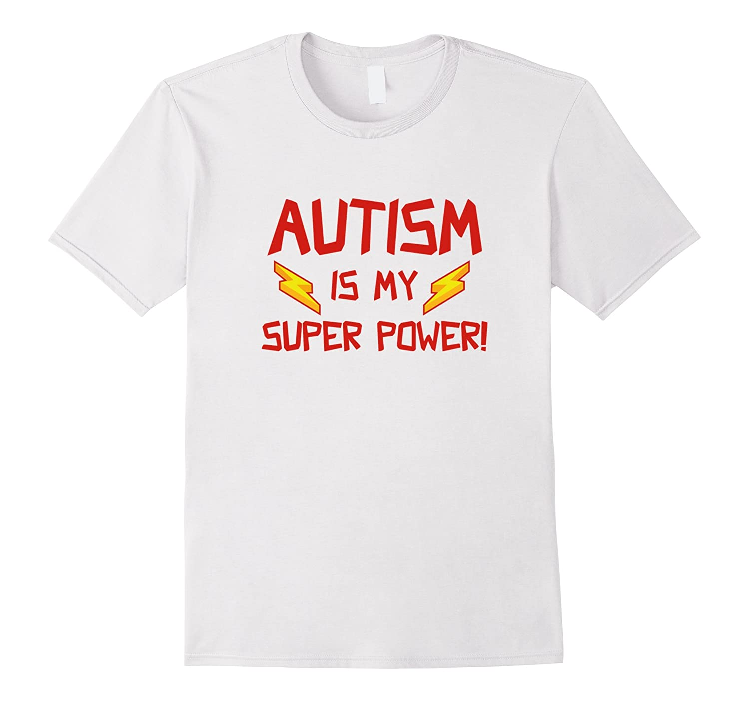 c0aaa7d6 Autism is My Super Power T-Shirt-Autism Shirt Gift-CL – Colamaga