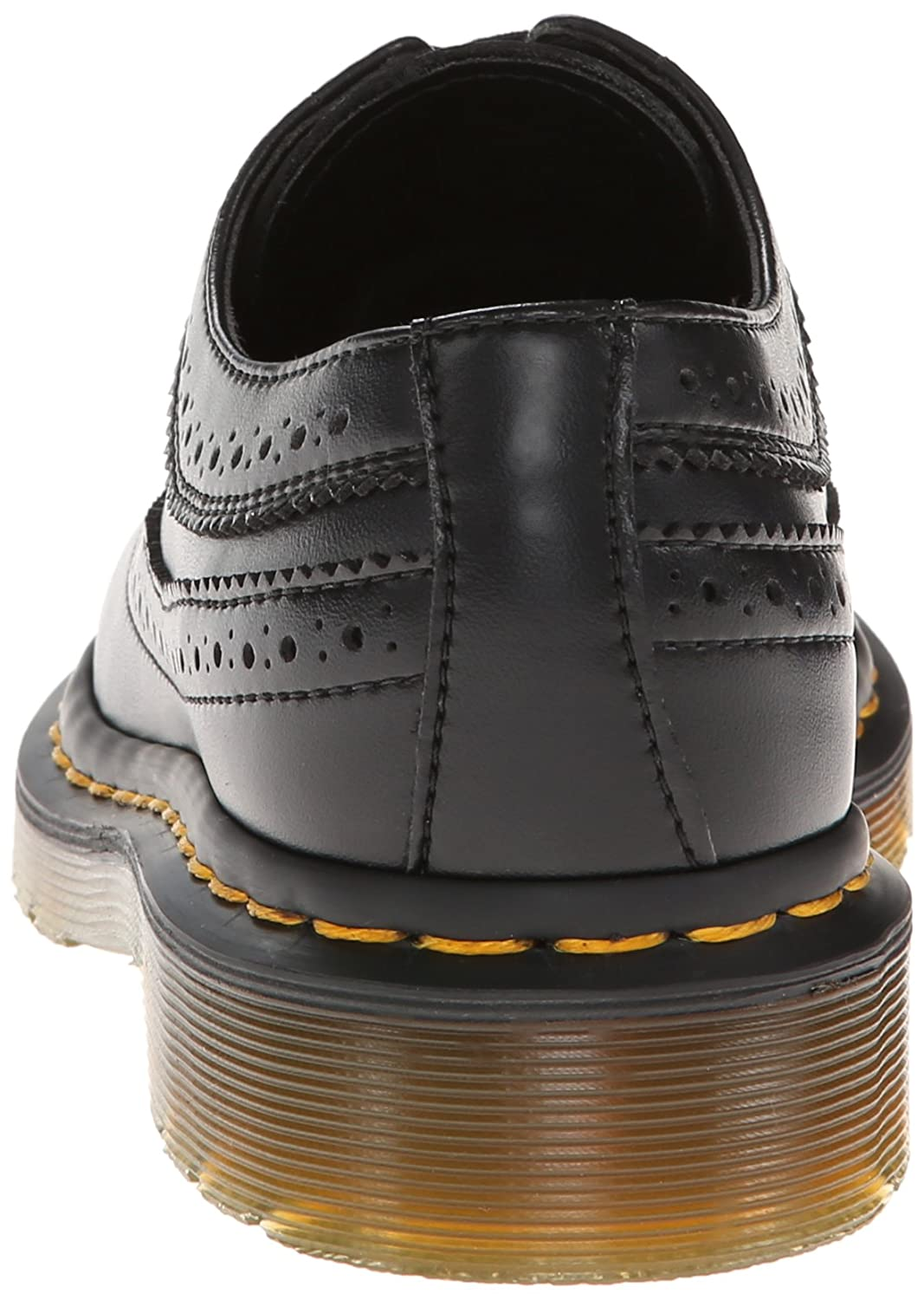 3989 Felix Rub Off Black, Richelieu Femme - Noir (Black), 38 EUDr. Martens