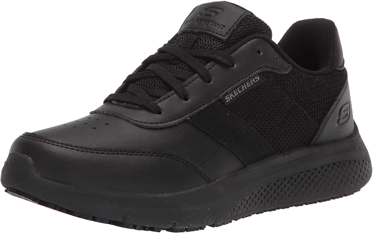 Skechers Women's Lace Up Athletic Food Service Shoe