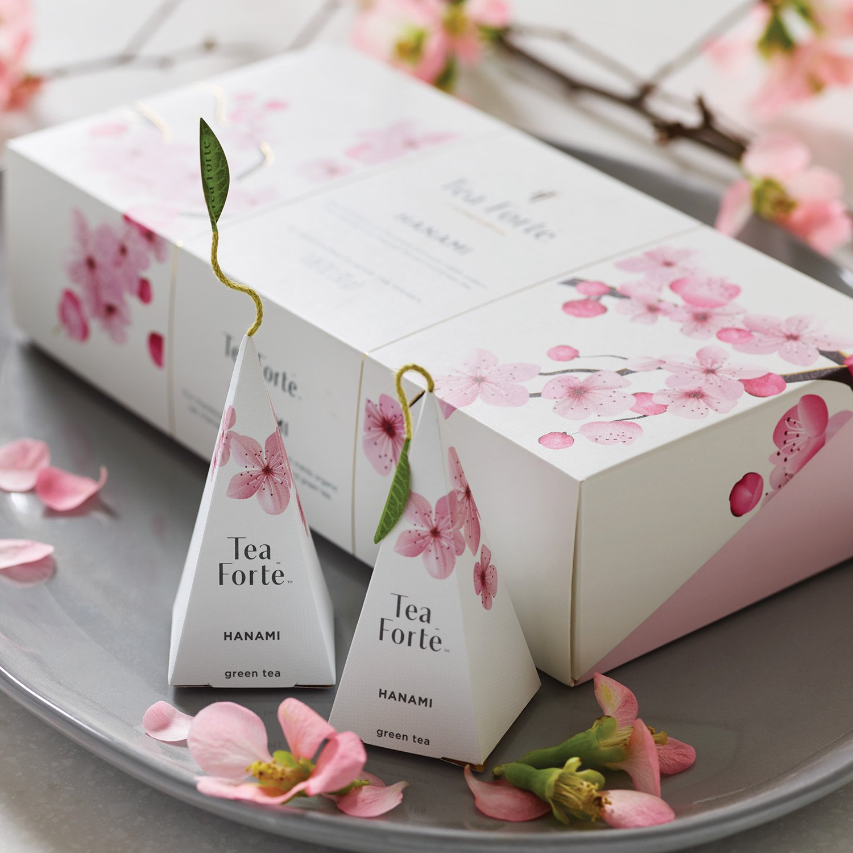 Amazon.com : Tea Forté Petite Presentation Box Tea Samplers ...